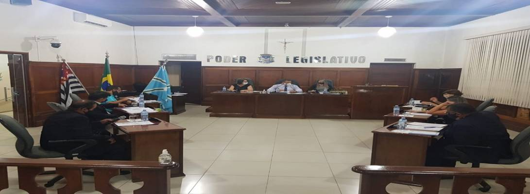 Imagem de capa da notícia: Realização da Sessão Ordinária de 19/04/2021