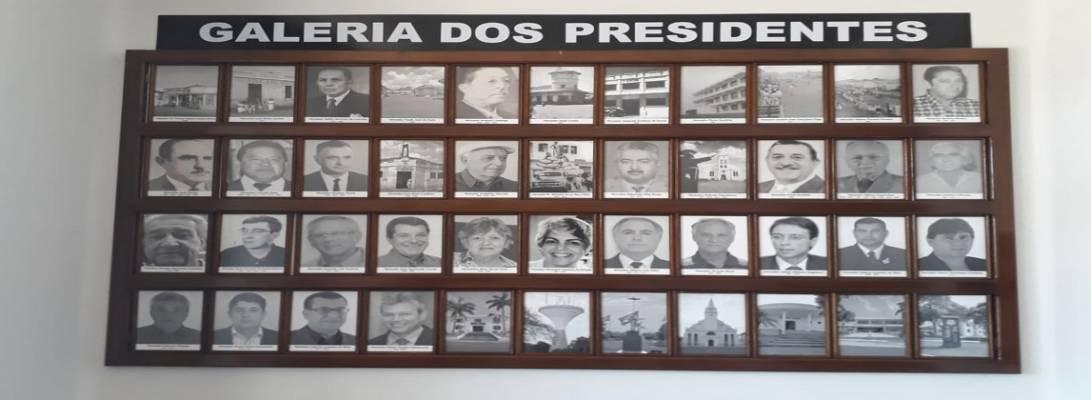 Imagem de capa da notícia: Câmara Municipal inaugura Galeria de Presidentes